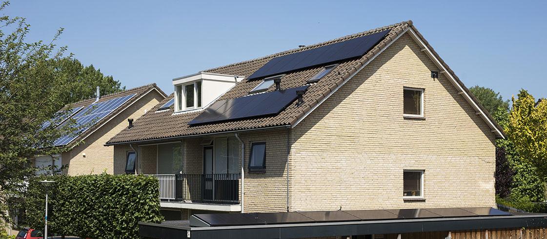 Dit is de opbrengst van zonnepanelen